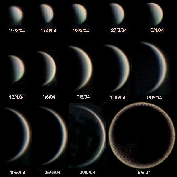 venus moons and rings - photo #34